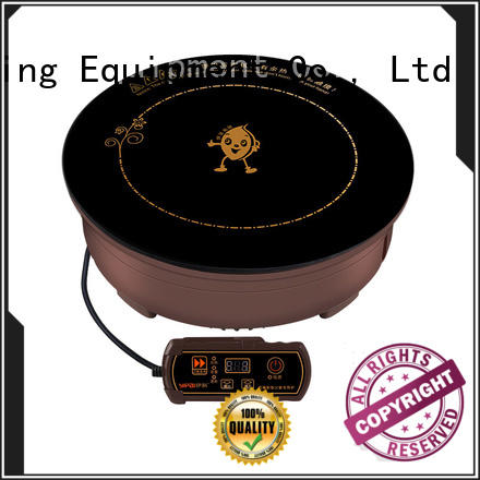 Earlston buy induction stove from China for household