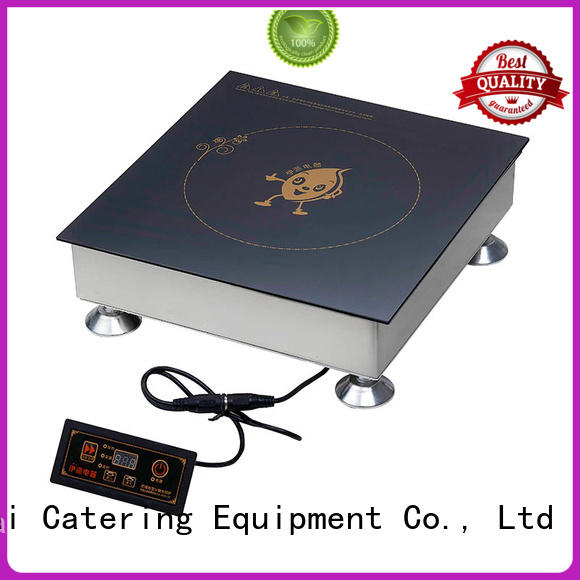 electric highest rated induction cooktop factory for household