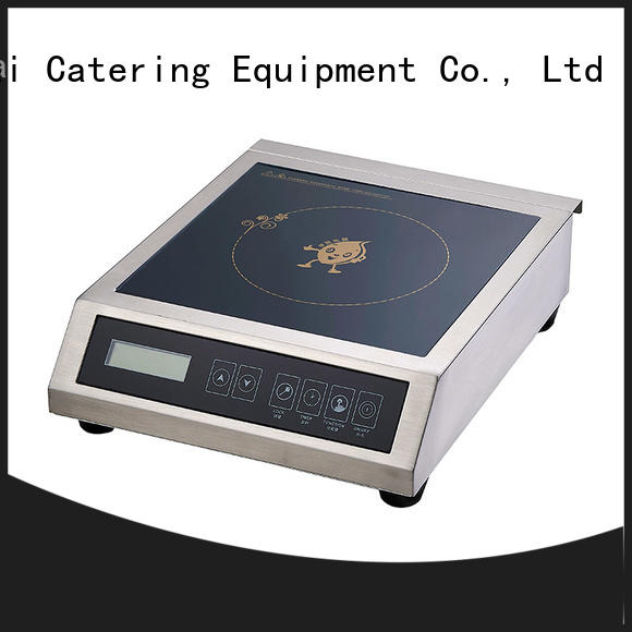 Earlston countertop induction cooktop manufacturer for home