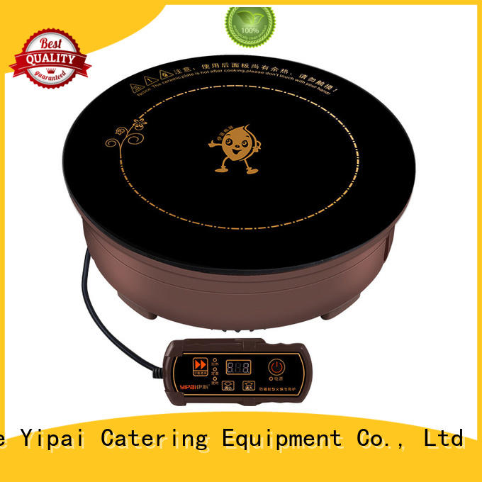 cooker most efficient induction cooktop design for restaurant Earlston