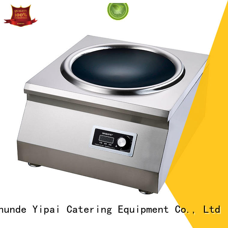Earlston small induction cooktop customized for kitchen