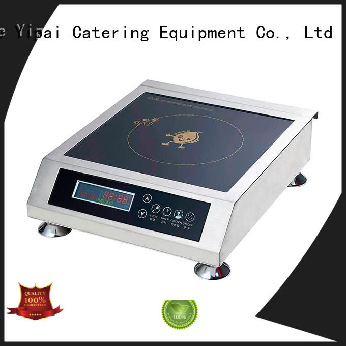 Earlston buy induction cooktop online from China for restaurant