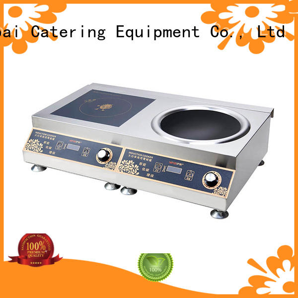 Earlston stoves induction cooker customized for restaurant