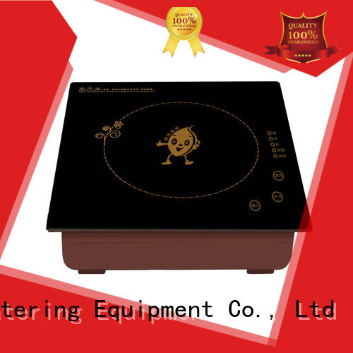 Earlston 3000w touch induction cooker manufacturer for restaurant