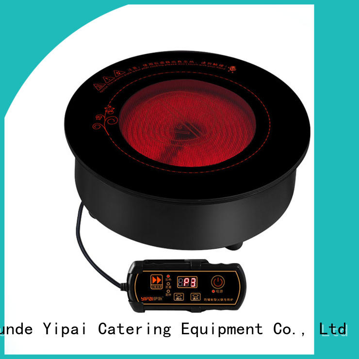 best selling electric ceramic cooker manufacturer for hotel
