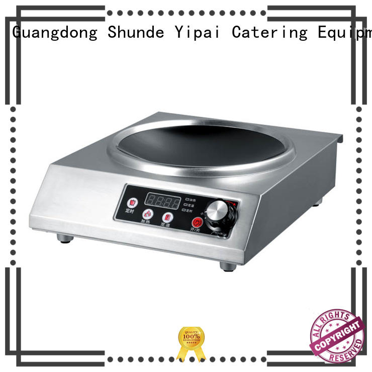 Earlston durable induction cooking plate for kitchen