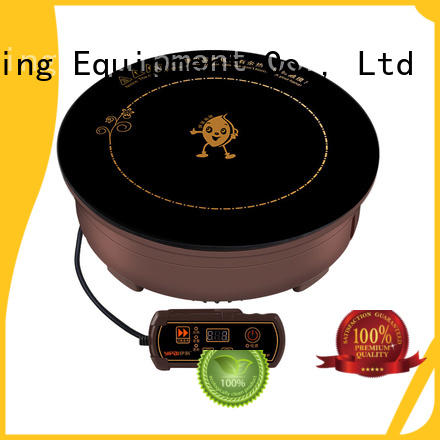 Earlston commercial single burner induction cooktop from China for home