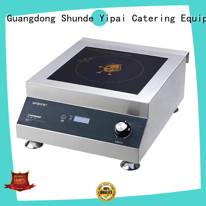 Earlston commercial commercial induction cooktop for restaurant