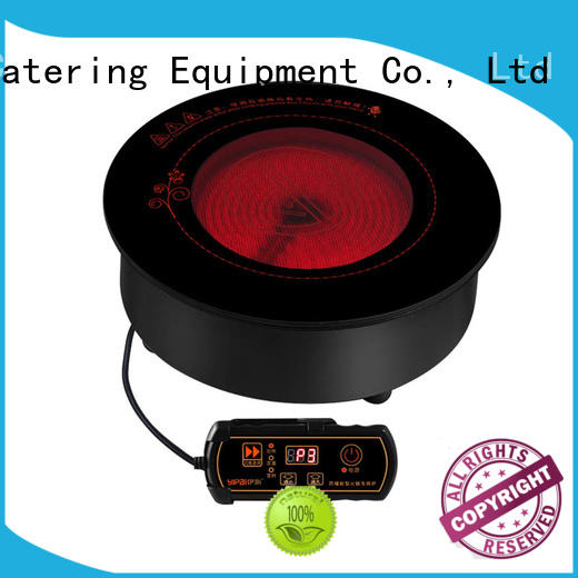 convenient induction infrared cooker factory for kitchen Earlston