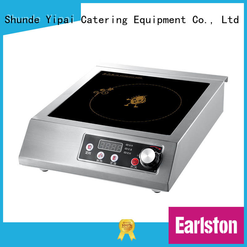 Earlston drop-in induction cooker series for home