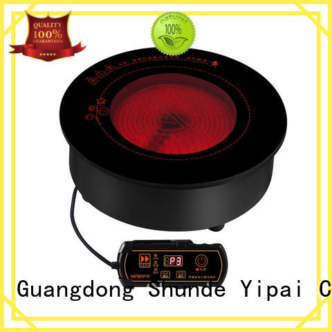 Earlston 1200w infrared induction cooker personalized for hotel
