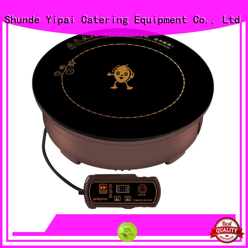 Earlston concave hot plate induction cooker manufacturer for kitchen