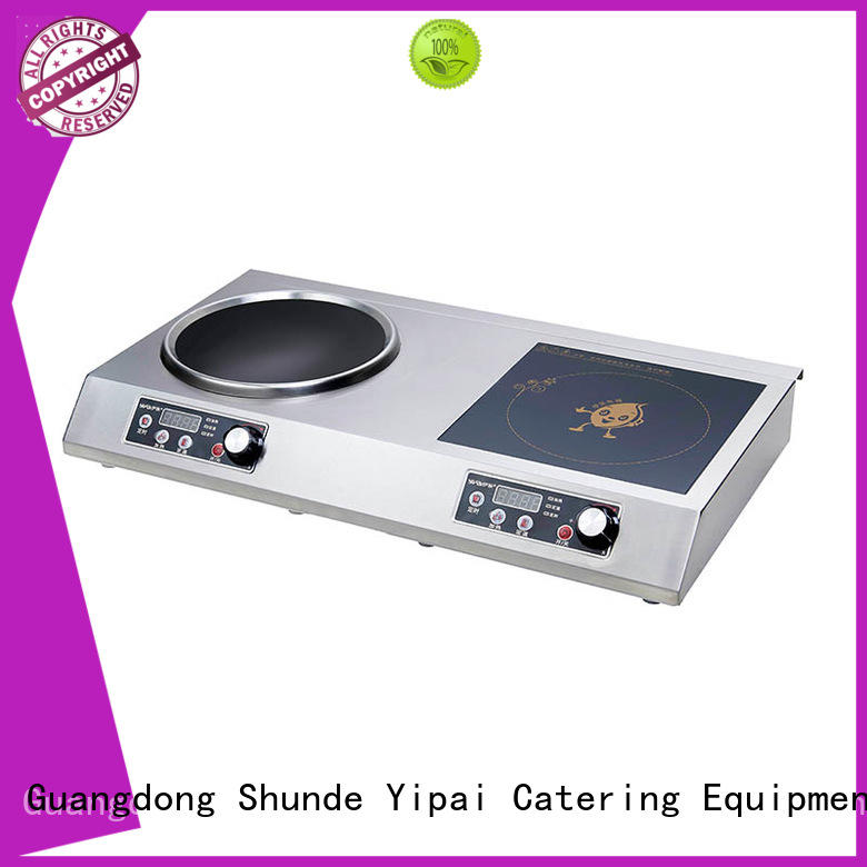 electric precision induction cooktop directly sale for household