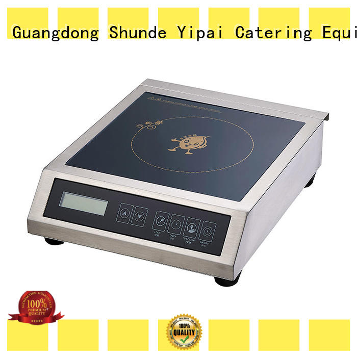commercial electric induction cooker from China for restaurant