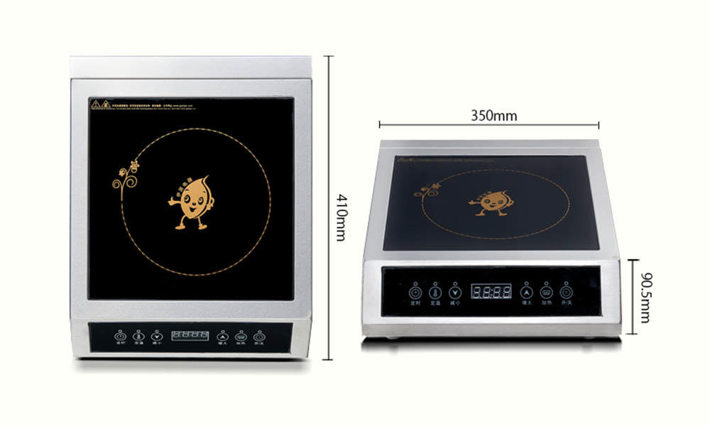 industrial precision induction cooktop series for restaurant-1