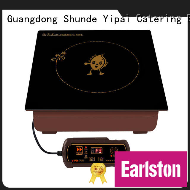 durable electric induction cooker customized for restaurant