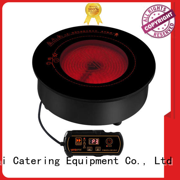 excellent infrared stove design for hotel