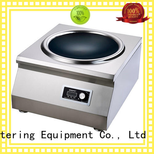 commercial induction cooktop directly sale for kitchen