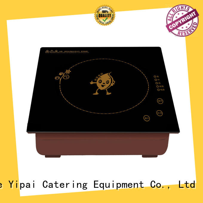heavy duty small induction stove from China for restaurant