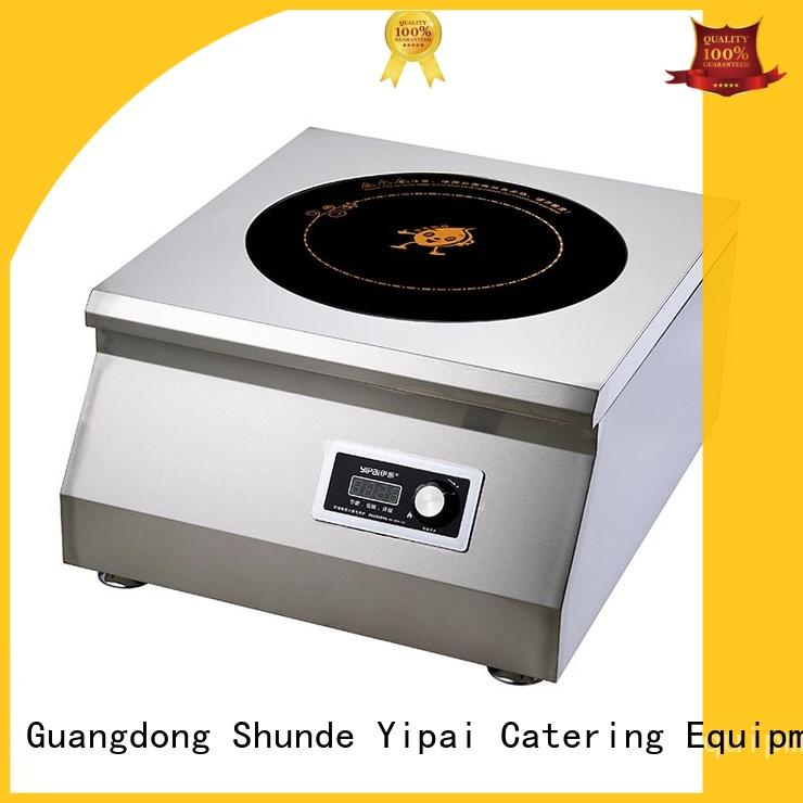 commercial touch induction cooker from China for household