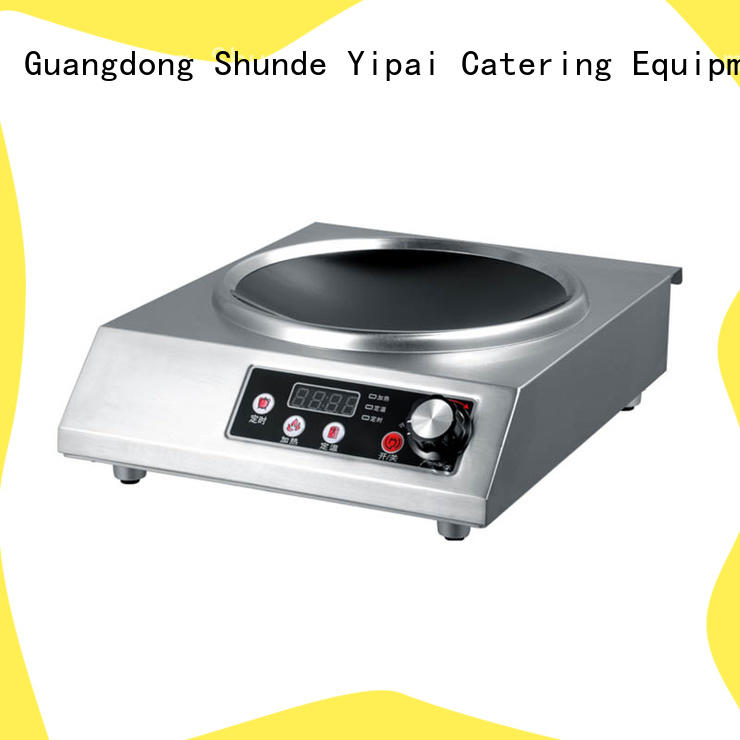 Earlston durable precision induction cooktop from China for home