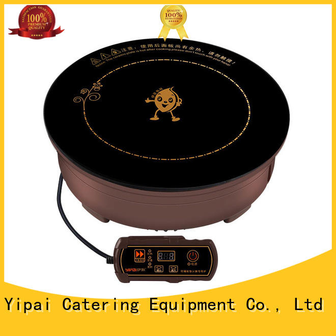 heavy duty small induction stove manufacturerfor kitchen