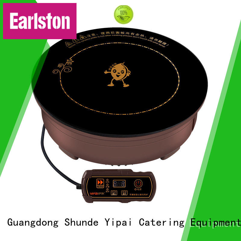 Earlston electric induction series for kitchen