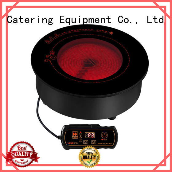 Earlston d245b infrared ceramic cooker personalized for dinner