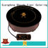 Earlston precision induction cooktop customized for restaurant