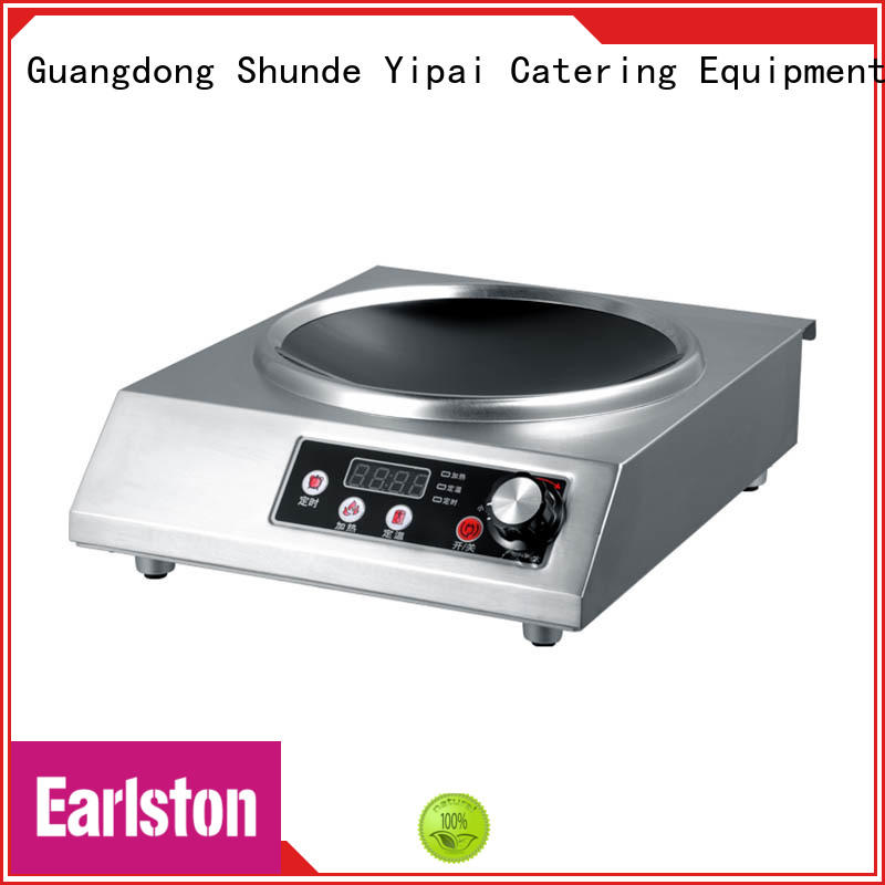 3000w single induction stove manufacturer for restaurant Earlston