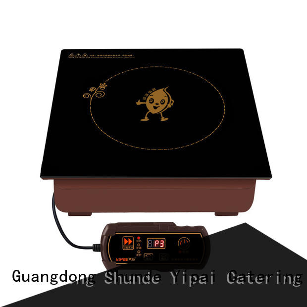 practical small induction cooktop from China for restaurant