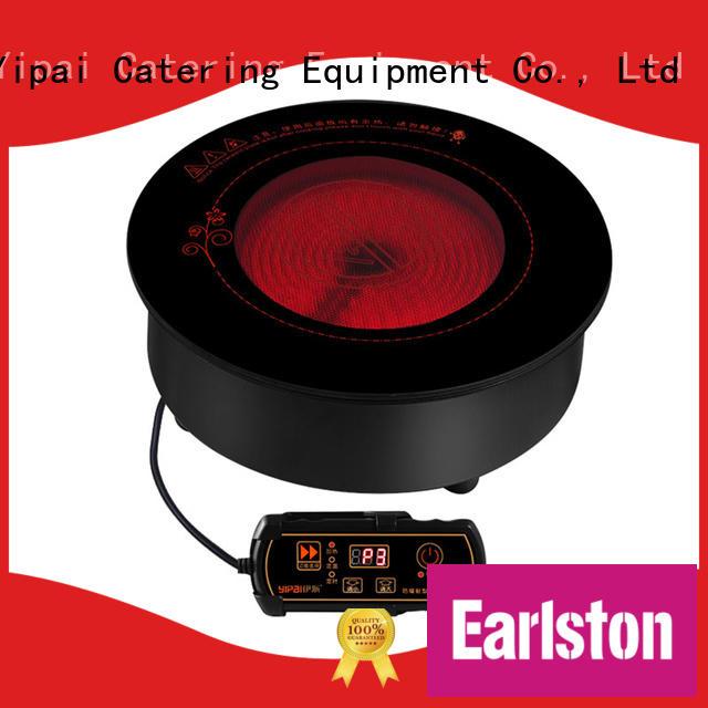 Commercial Infrared Hob 220V D-288B  2000W/3000W