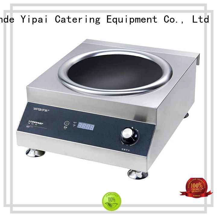 Earlston Brand hotel cooker electric induction cooktop electric factory