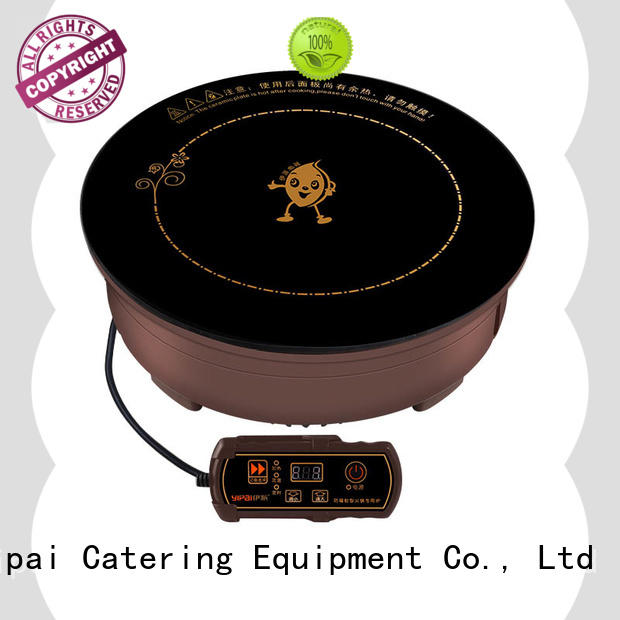 Earlston commercial induction cooktop manufacturer for home