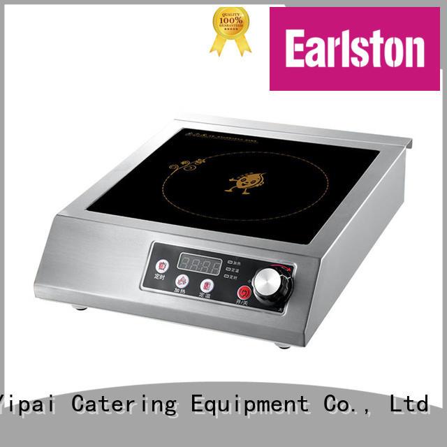 power induction burner factory for restaurant