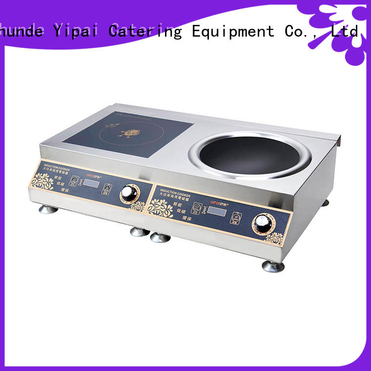 Earlston industrial electric induction cooker customized for kitchen