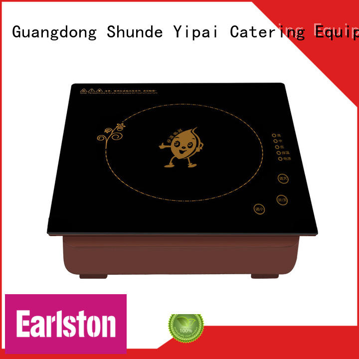 electric commercial induction cooktop from China for restaurant