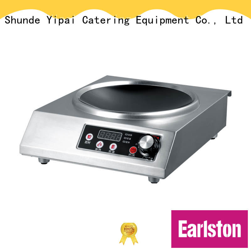 Earlston hot selling induction burner customized for home