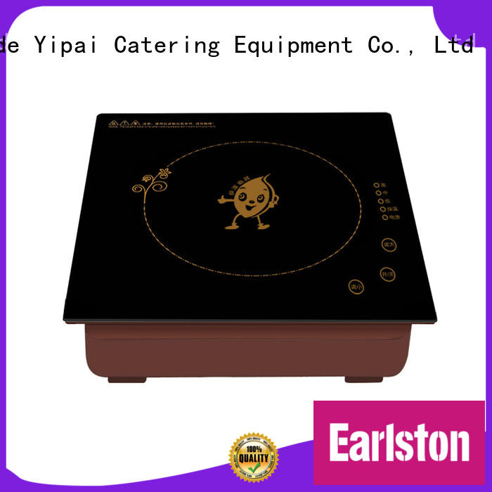 heavy duty electric induction customized for restaurant