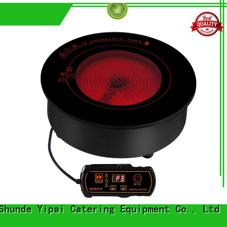 Earlston approved infrared ceramic cooker with good price for hotel