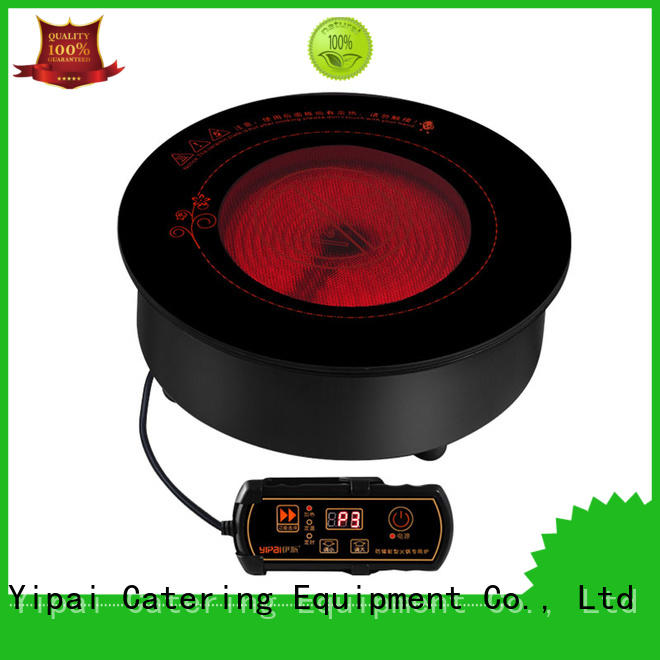 best selling electric ceramic cooker factory for hotel
