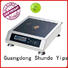 Earlston 800w latest induction cooktop design for restaurant