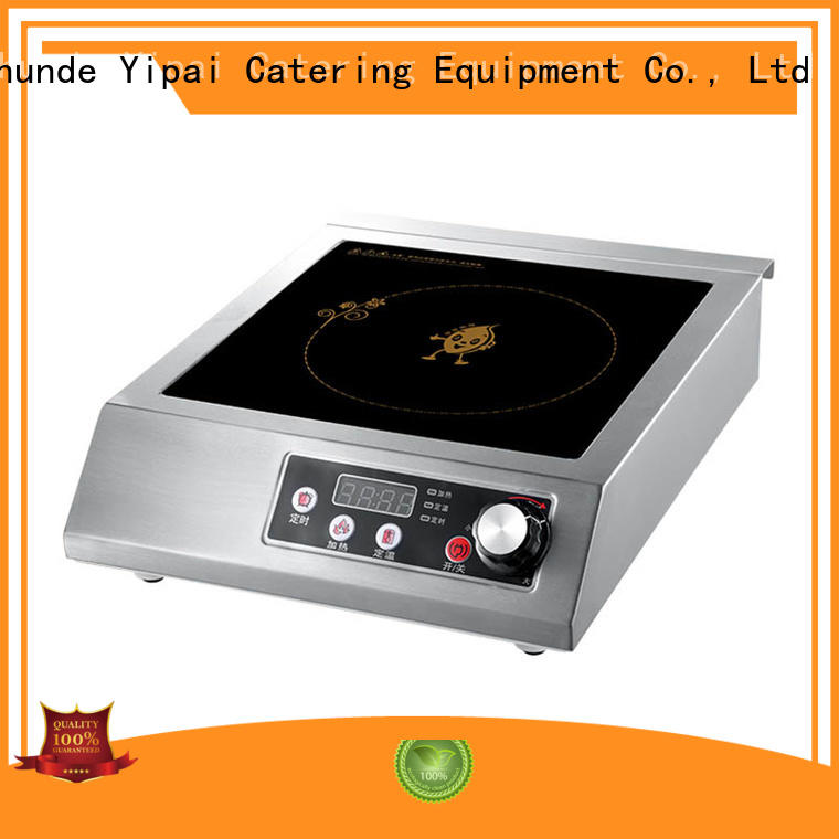 Earlston durable single burner induction cooktop for household