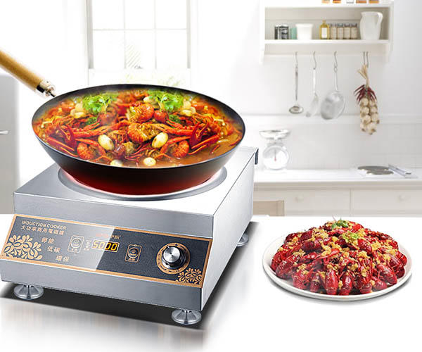 3500w induction cooking plate customized for restaurant-2