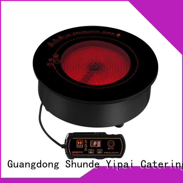 approved infrared ceramic cooker customized for household