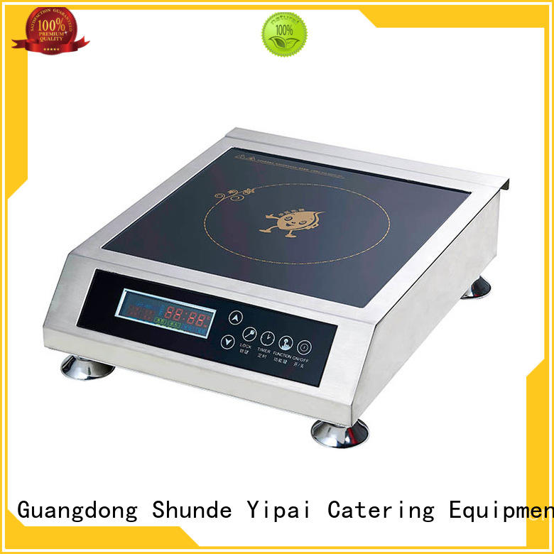 Earlston precision induction cooktop customized for household