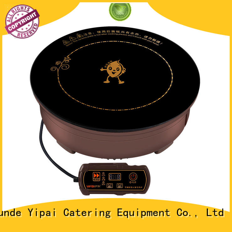 Earlston buy induction cooktop from China for kitchen