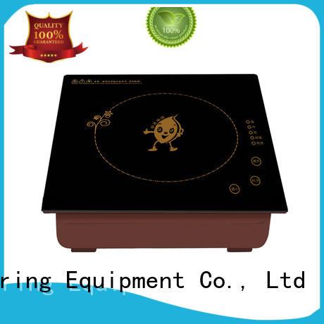Earlston single burner induction cooktop manufacturer for home
