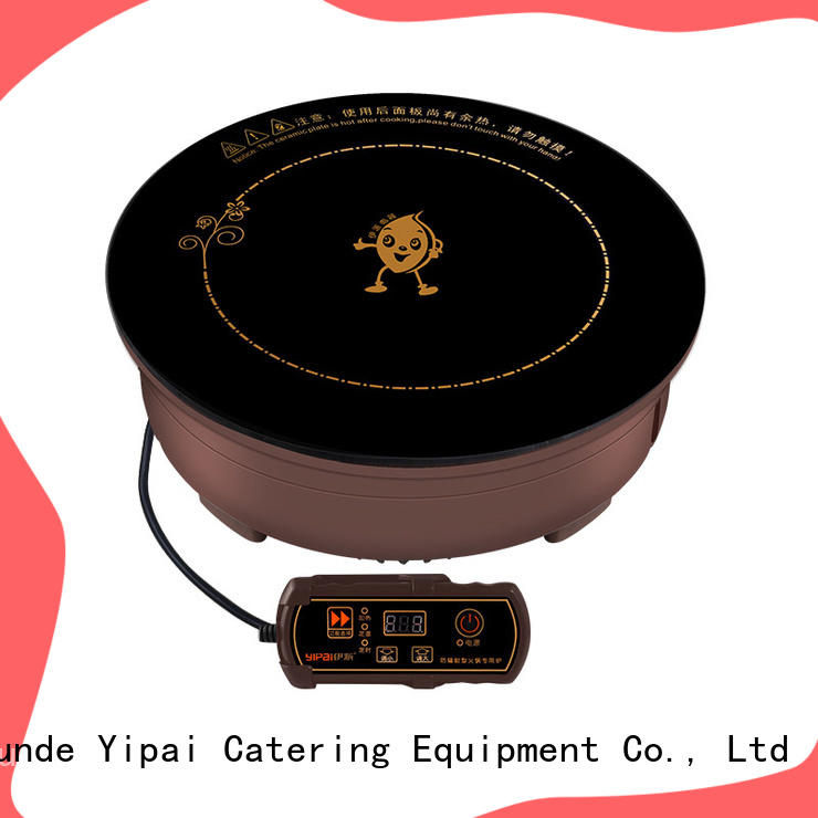 5000w single induction cooktop personalized for home