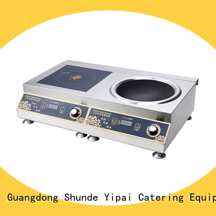 Earlston industrial buy induction stove from China for kitchen